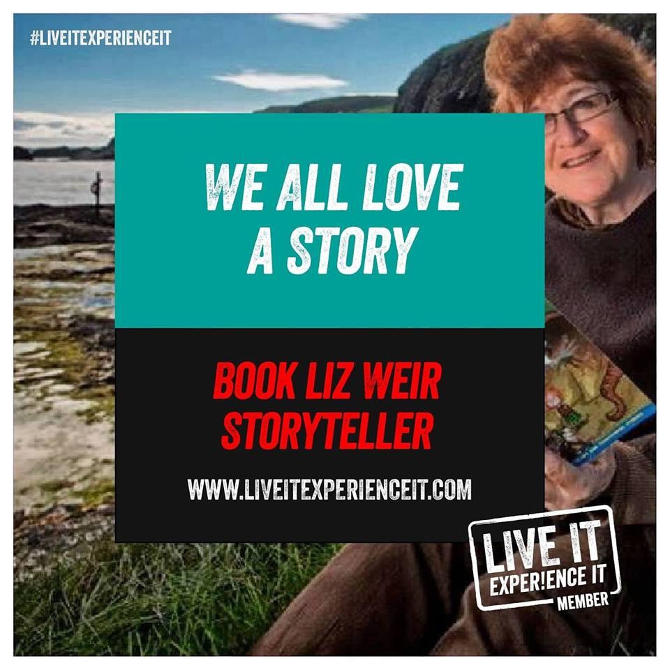 Liz Weir Storyteller