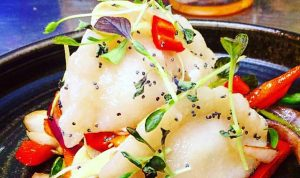 Pot sticker - A Dish From Dean - Live It Experience It