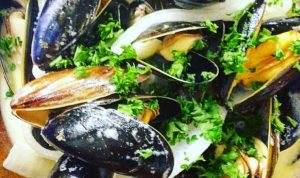 A Dish From Dean - Mussels
