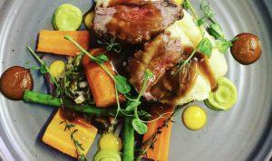 A Dish From Dean - Lamb Rump