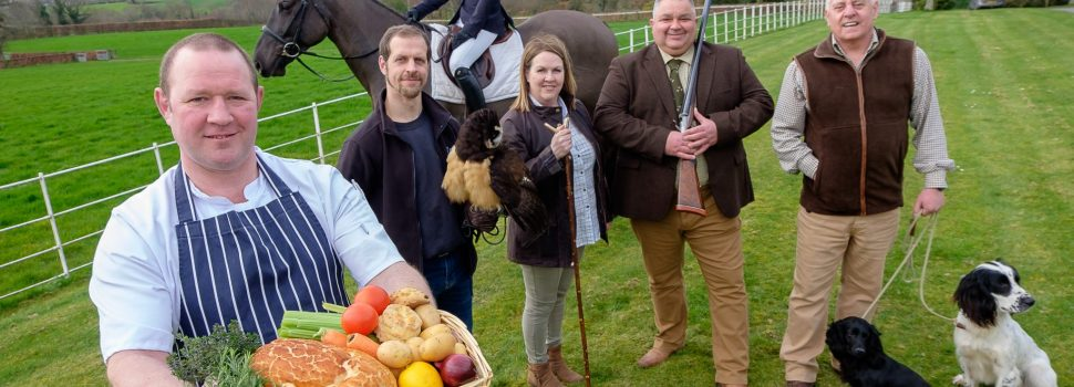 Live It Experience It teams up with the NI Countrysports Fairs which take place at Scarvagh House, Scarva on May 25 and 26 2019
