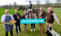 Live It experience It is partnering with the NI Countrysports Fairs which takes place at Scarvagh House, Scarva on May 25 and 26