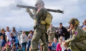 Wartime Living History Association will put on a display at the NI Countrysports Fair